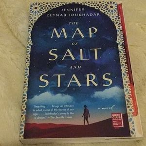 Map of Salt and Stars by J. Z. Joukhadar